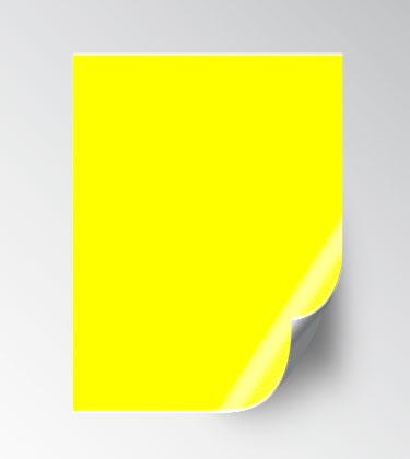 Pegatinas neon y adhesivos fluorescentes
