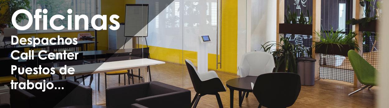 Mamparas protectoras para oficinas y despachos